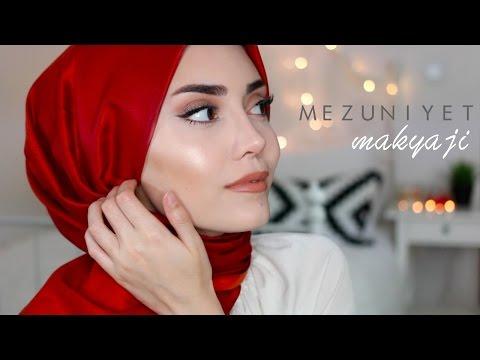 Uygun Fiyatlı Ürünlerle Mezuniyet Makyajı & Önerilerim  │ Ortak Video
