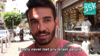 Palestinians: If you met an Israeli, what would you do?