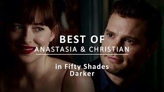 BEST of Anastasia & Christian | Fifty Shades Darker