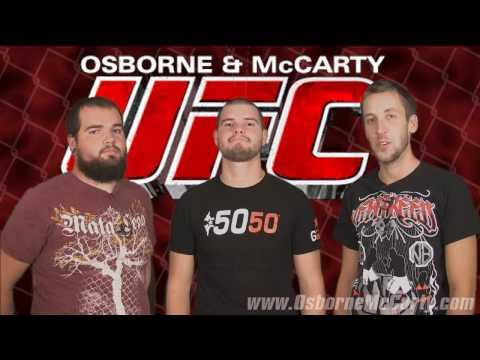 UFC 101 BJ Penn vs. Kenny Florian Predictions