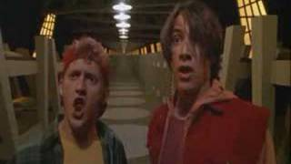 Bill and Ted's Bogus Journey Trailer (1991)