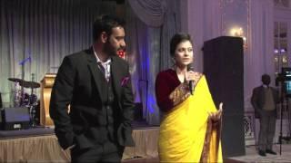 Kajol & Ajay Devgn Speech @ The Loomba Foundation Savoy Dinner 2011