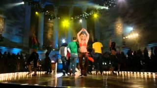 Britney Spears - I'm A Slave 4 U (Best Performance!) HD '' Abc Special''