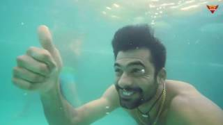Mustafizur Rahman funny moments underwater in IPL