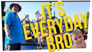 Man Goes to Disneyland Every Day for 5 YEARS! ft. Gina Darling & DavidSoComedy