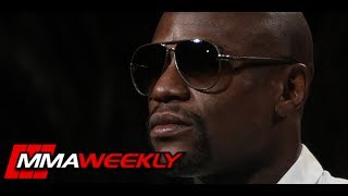 When Did Floyd Mayweather Decide Conor McGregor Was THE Fight?