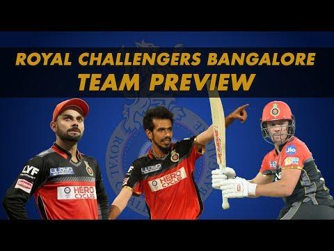 Xxx Mp4 IPL 2018 Royal Challengers Bangalore Preview Probable XI 3gp Sex