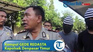 Polsek Denpasar Timur, Ungkap Kasus Pengeroyokan