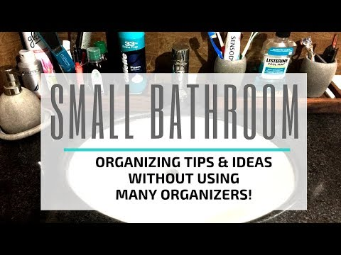 Xxx Mp4 Small Bathroom Organizing Ideas And Tips Without Using Many Organizers 3gp Sex