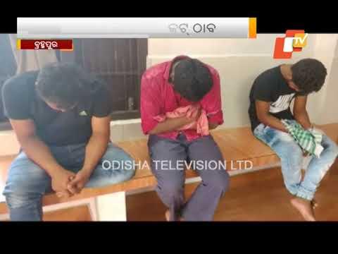 Xxx Mp4 Sex Racket Busted In Berhampur Six Held 3gp Sex