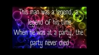 The Wanted - We own the night (Lyrics on Screen)