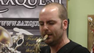 Extreme Saxophone x2 @ Saxquest - May 28, 2016