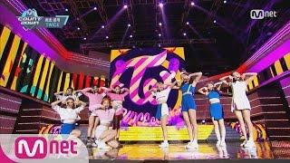 [TWICE - TT] Comeback Stage | M COUNTDOWN 161027 EP.498
