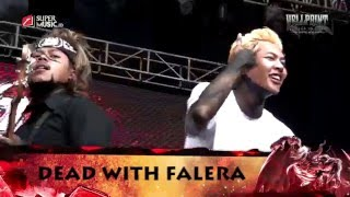 DEAD WITH FALERA ( Part.1 ) Live at HELLPRINT UNITED DAY IV