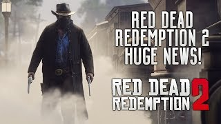 RED DEAD REDEMPTION 2 NEW IMAGES & DELAYED!