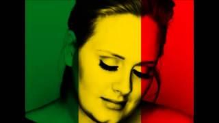 Adele - Set Fire To The Rain (reggae version by Reggaesta)