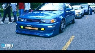 Codigo Rojo Meet Vol 3 - Cultura Racing RD