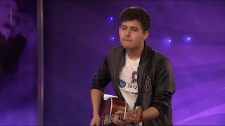 Nicolas Rengife - Uptown Funk av Mark Ronson (hela audition) - Idol Sverige (TV4)
