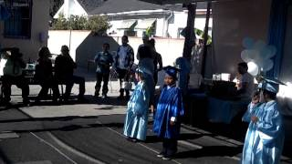 Los Angeles Preschool Kindergarten Graduation - French Nursery School