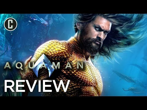 Xxx Mp4 Aquaman Movie Review James Wan Takes A Big Swing For DC 3gp Sex