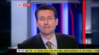 Sky News - 3-6am Titles and Stings (Sky World News / 29 Mar, 2010) English news