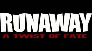 Runaway A Twist Of Fate Soundtrack. Song: Cultural by Vera Dominguez & Jmm of Pendulo Studios.