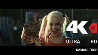 [4k] [60FPS] Suicide Squad  Trailer 3  4K 60FPS HFR[UHD] ULTRA HD
