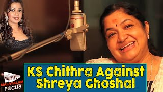 Singer KS Chithra Controversial Comments on