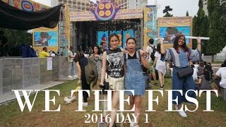 We The Fest WTF 2016 :: Part 1
