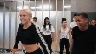 Valery Bouwknegt & Devante Walden | Choreography Reis Fernando | PSquare - Bank Alert