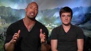 Josh Hutcherson - 'Journey 2: The Mysterious Island' - Clip: Electric Eels