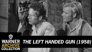 The Left Handed Gun (1958) – Billy The Kid Hideaway Shootout