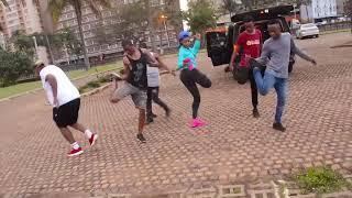 Babes Wodumo's Ganda Ganda Dance Challenge 🌍❤️💃