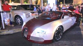 No Parking Space? BUGATTI DOESN'T GIVE A SH*T!