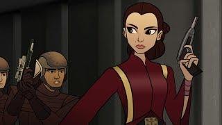 Star Wars Forces of Destiny | Monster Misunderstanding | Disney