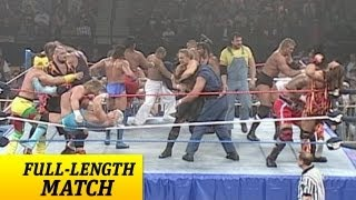 FULL-LENGTH MATCH - Raw - 20-Man Battle Royal