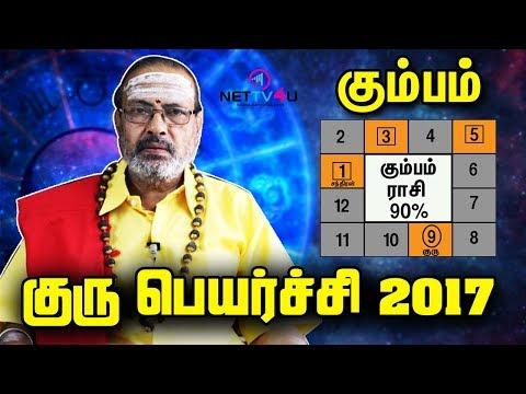 Xxx Mp4 Kumbam Rasi Guru Peyarchi Palangal 2017 2018 Tamil Astrology Predictions குரு பெயர்ச்சி பலன்கள் 3gp Sex