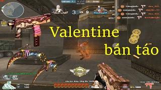 [ Bình Luận CF ] Steyr TMP-Birthday ( Valentine ) - Tiền Zombie v4