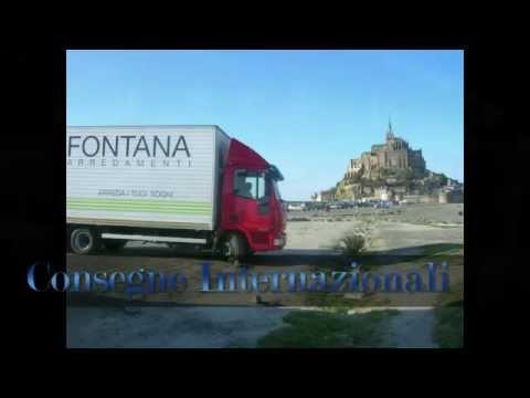 Fontana Arredamenti - Traslochi Internazionali