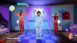 Just Dance Kids 2   Head, Shoulders, Knees & Toes   Music Video Dance for children