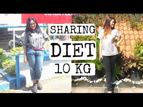 SHARING 2 CARA DIET 10 KG (WORKS 100%) | Pengalaman Sukses Turun Berat Badan (Indonesia)