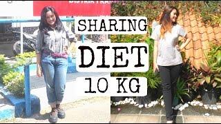 SHARING 2 CARA DIET 10 KG (WORKS 100%)   Pengalaman Sukses Turun Berat Badan (Indonesia)