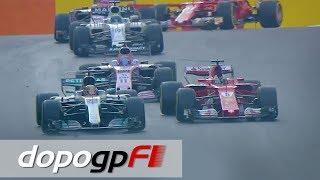 F1, GP Azerbaijan 2017: Hamilton-Vettel, è scontro totale | DopoGP F1