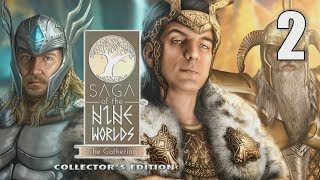 Saga Of The Nine Worlds: The Gathering CE [02] Let's Play Walkthrough - Part 2