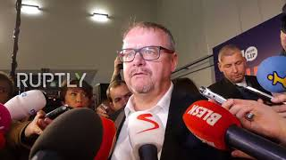 Czech Republic: Babis 'ready to fight' as ANO party leads Czech elections