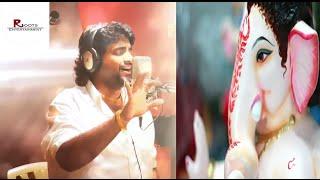 Ganpati Bappa Majha | Adarsh Shinde | Hindi Song 2016
