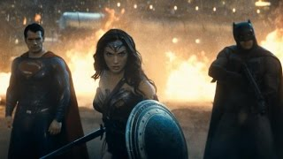Wonder Woman Makes Her 'Batman v. Superman' Debut!