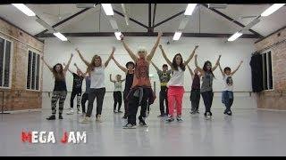 'Lolly' Maejor Ali ft. Justin Bieber choreography by Jasmine Meakin (Mega Jam)