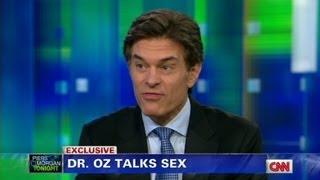 Dr. Oz reveals the secret of the G-spot