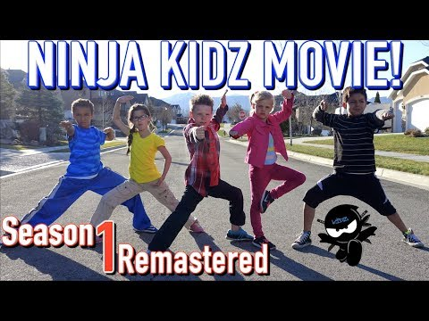 Ninja Kidz Movie Season 1 Remastered